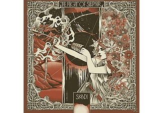 The Flight Of Sleipnir - Skadi (Deluxe Gatefold CD+Poster) - (CD)