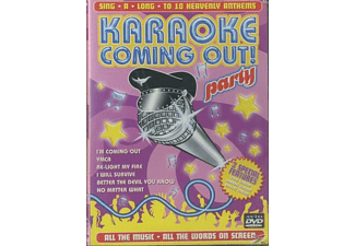 - Karaoke Coming Out Party! - (DVD)