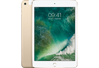 APPLE MK8F2FD/A iPad mini 4 WiFi + Cellular 128 GB LTE  7.9 Zoll Tablet Gold