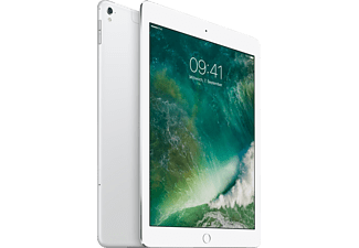 APPLE iPad Pro WiFi + Cellular, Tablet mit 9.7 Zoll, 128 GB Speicher, LTE, iOS 9, Silber