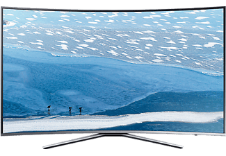 SAMSUNG UE65KU7500UXTK 65 inç 165 cm Ekran Ultra HD 4K Curved SMART LED TV