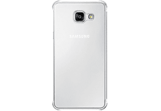 SAMSUNG Galaxy A5 (2016) Clear View Flipcover Zilver