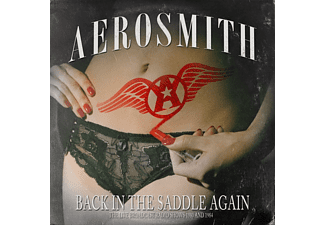 Aerosmith - Back In The Saddle Again (Live Radio Broadcast) - (CD)