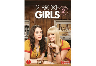 2 Broke Girls Saison 2 Série TV