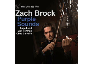 Zach Brock Quartet - Purple Sounds - (CD)