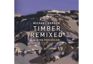 Mantra Percussion - Timber Remixed - (Vinyl)