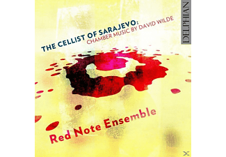 Red Note Ensemble   Irvine Robert - The Cellist of Sarajevo - (CD)