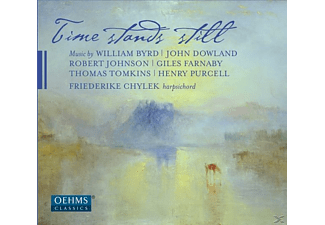 Friederike Chylek - Time stands still - (CD)