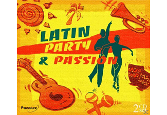 VARIOUS - Latin Party & Passion - (CD)