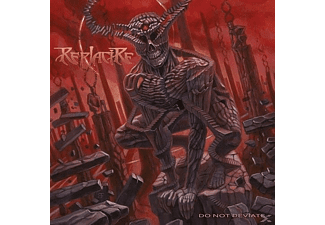 Replacire - Do Not Deviate (Black Vinyl) - (Vinyl)