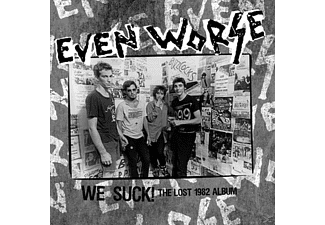 Even Worse - The Lost Album - (Vinyl)