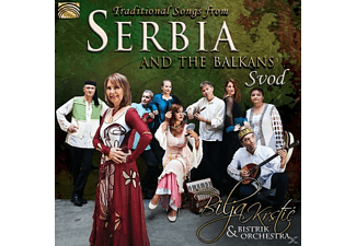 Bilja&bistrik Orchestra Krstic - Traditional Songs From Serbia And The Balkans-Svo - (CD)