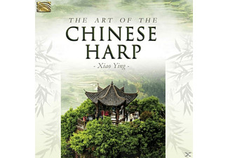 Xiao Ying - The Art Of The Chinese Harp - (CD)