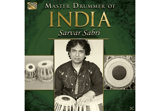 Sarvar Sabri - Master Drummer Of India - (CD)