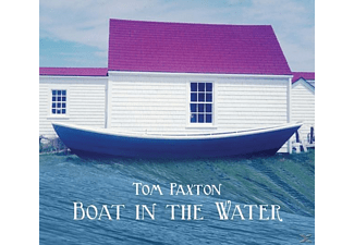 Tom Paxton - Boat In The Water - (CD)