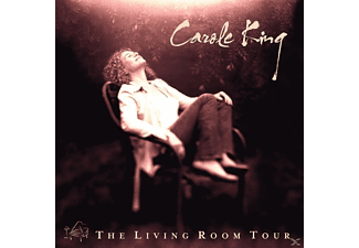 Carole King - The Living Room Tour - (Vinyl)