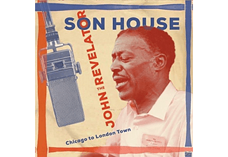 Son House - John The Revelator - (CD)