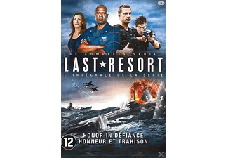 Last Resort Saison 1 Série TV