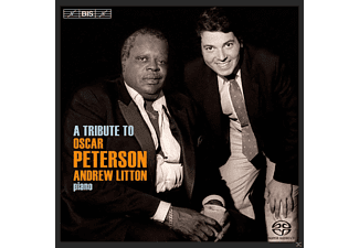 Oscar Peterson, Andrew Litton - A Tribute to Oscar Peterson - (SACD Hybrid)