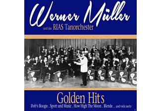 Werner Müller, Das Rias Tanzorchester - Golden Hits - (CD)
