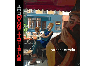The Magnetic Fields - 50 Song Memoir - (CD)