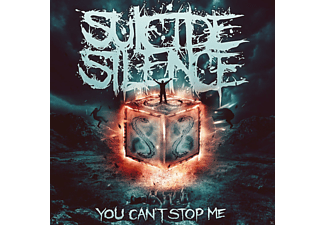 Suicide Silence - You Can't Stop Me - (CD)