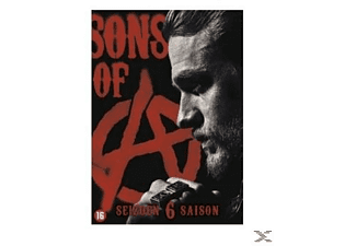 Sons Of Anarchy Seizoen 6 TV-serie