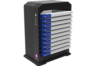 RUBBER ROAD 1020012 Official PS4 Premium Storage Tower, Storage Tower