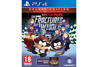 South Park: The Fractured But Whole Deluxe Edition | PlayStation 4