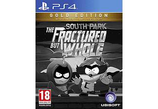 South Park - The Fractured But Whole Gold Edition | PlayStation 4