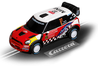 Slot Car Go!!! Mini Countryman WRC No37 - (20061239)