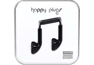 HAPPY PLUGS Earbud Black