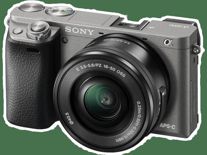 SONY Alpha 6000LH με φακό 16-50 mm - (ILCE-6000LH) hobby   φωτογραφία φωτογραφικές μηχανές mirrorless cameras