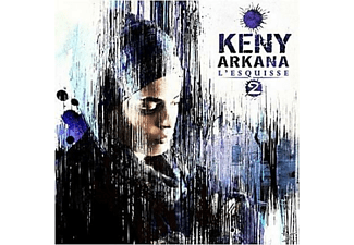 Keny Arkana - L ESQUISSE 2 - (CD)
