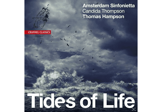 Thomas Hampson - Tides of Life - (CD)