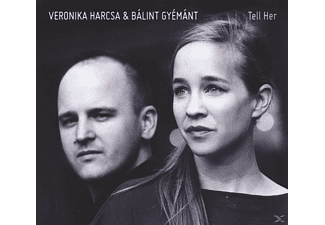 Harcsa Veronika - Gyemant Balint - Tell Her - (CD)