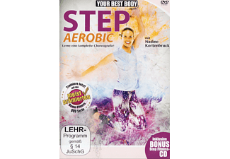 Your Best Body - Step Aerobic - (DVD + CD)