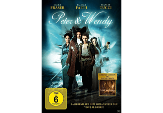 Peter & Wendy - (DVD + CD)