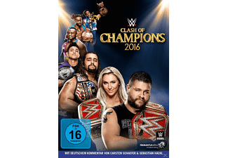 WWE - Clash of Champions 2016 - (DVD)