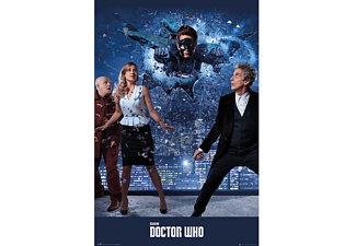Doctor Who Poster Xmax Special 2016