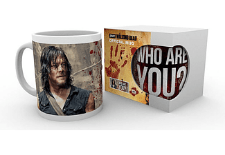 The Walking Dead Tasse Who are you (Daryl Dixon)
