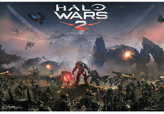 Halo Wars 2 Poster Key Art