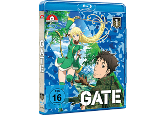 Gate - Vol. 1 - (Blu-ray)