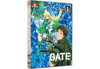 Gate – Vol. 1 - (DVD)
