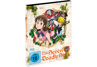 The Seaven Deadly Sins 2 - (Blu-ray)