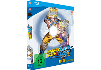 Dragonball Z Kai Box - Vol. 6 - (Blu-ray)