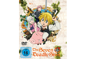 The Seaven Deadly Sins 1 - (DVD)