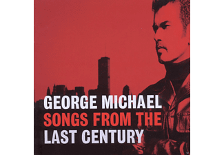 George Michael - SONGS FROM THE LAST CENTURY - (CD)