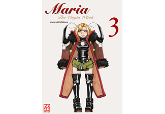 Maria The Virgin Witch - Band 3, Fantasy (Taschenbuch)