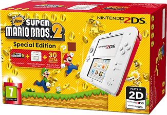 NINTENDO 2DS + New Super Mario Bros 2 GR